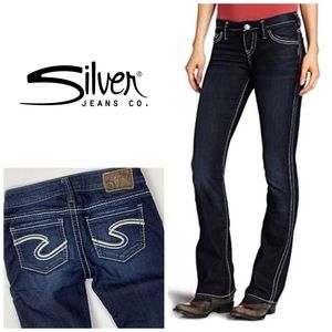 "Silver Frances 18"" Bootcut Jeans👖"